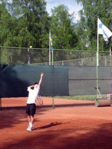 Tennisvuorot Kemissä